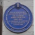 Image for Sir Alfred James Newton - Hull, UK