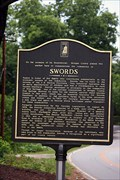 Image for Swords - Morgan Co., GA