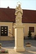 Image for Nepomuksäule / John of Nepomuk column - Eisenstadt, Austria