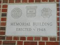 Image for 1948 - Memorial Building - Pleasant Hill, Mo.