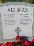 Image for 102 - Francis James (Frank) Altimas - Beechwood, Ottawa, Ontario