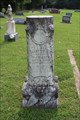 Image for Mattie G. Hulsey - Greenview Cemetery - Hopkins County, TX
