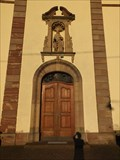 Image for Doorway of St. Martin Church, Hilsenheim - Alsace / France