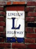 Image for Lincoln Highway Marker - Upper Sandusky, Ohio