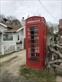 Image for Pescadero Red Phone Box - Pescadero, CA