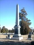 Image for Stout Monument - Evergreen Cemetery - Ft Scott, Ks