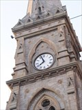 Image for St. Joseph's Cathedral Clock - Buffalo, New York
