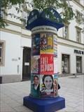 Image for Kultursäule - Kronprinzenstraße - Stuttgart, Germany, BW