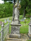 Image for J. Mich(a)el Flamming - St. Donatus Church Cemetery - St. Donatus, Iowa