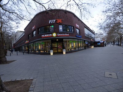 Casino Merkur Spielothek Kurfürstendamm Kurfürstendamm 156