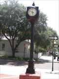 Image for Ybor City 9th Ave Clock - Ybor City,FL