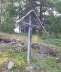 Image for Wooden Cross on Giw - Visperterminen, VS, Switzerland