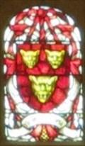 Image for The Great Hall Window Heraldic Shield No.9 - University of Birmingham - Edgbaston, Birmingham, U.K.