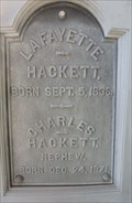 Image for Lafayette Hackett - Pine Plains Cemetery, Clay, NY