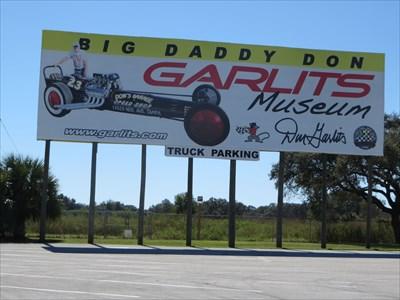 veritas vita visited Don Garlits Museum of Drag Racing & Museum