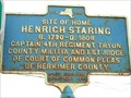 Image for HENRICH STARING - Frankfort/Utica, New York