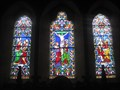 Image for Pentrefoelas Parish Church Windows - Conwy, North Wales, UK