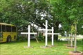 Image for Crufixion Set of Crosses - Crossroads For Life Ministries - Douglasville, GA