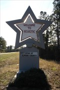 Image for Eclectic (Alabama)- Star of Elmore County