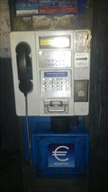 Image for Telefonni automat, Praha, Kaprova