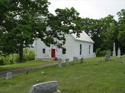 Burke\'s Garden Lutheran Church - Burke\'s Garden, Virginia - This Old ...