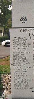 Image for World War I - City of Benton Veterans Memorial - Benton, IL