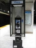 Image for Glen Park Bay Area Rapid Transit Station Payphone (Inside station) - San Francisco, CA