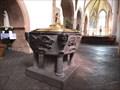 Image for Baptism Font in the Catholic parish church of St. Martin , Euskirchen - Nordrhein-Westfalen / Germany