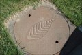 Image for Fish Manhole Cover - Franklin Rd. Windsor, Ontario