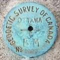 Image for Canada Geodetic Survey 31U1999