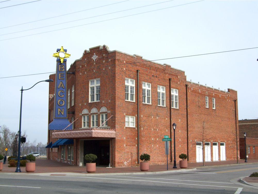 Beacon Theatre in Hopewell, VA - Cinema Treasures