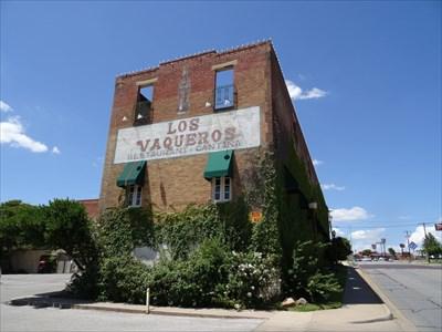 Los Vaqueros Stockyards Fort Worth Tx Mexican