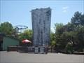 Image for Cliff Hangers Rock Wall - Darien Lake Theme Park Resort - Corfu, New York
