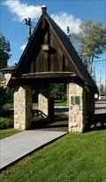 Image for Old St. Thomas Church Lychgate - St. Thomas, ON
