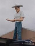 Image for Muffler Man - Cowboy - Peerless Park, Missouri