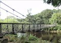 Image for River Aire Suspension Bridge - Esholt,UK