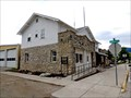 Image for City Hall and Fire Station - Red Lodge Commercial Historic District - Red Lodge, MT