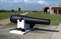 "Image for 8"" Rifled Rodman Gun Tube Display - Fort Pickens - Pensacola, FL"