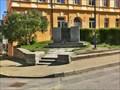 Image for Combined World War Memorial - Stráž nad Nežárkou, Czech Republic