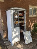 Image for College Street Little Free Pantry - McKinney, TX - USA