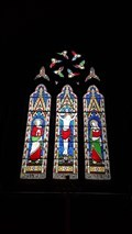 Image for Stained Glass Windows - St Andrew - North Kilworth, Leicestershire