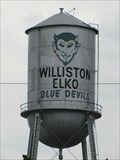 Image for Williston-Elko Blue Devils Water Tower - Elko, South Carolina