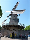 Image for Last daily operated windmill in the Lower Rhine region - Xanten, NRW, Germany