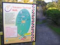 Image for You Are Here at the Tokaanu Thermal Walkway.  New Zealand.