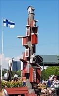Image for Birdbox pole - Regatta Cafe - Helsinki, Finland