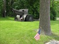 Image for Veterans Memorial cannon - Willow Springs, IL