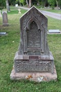 Image for Griffeth - Cedar Hill Cemetery - Ouray, CO