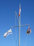 Image for Nautical Flag Pole, Sidney BC