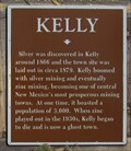 Image for Kelly, New Mexico