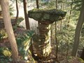 Image for Big Pine Creek Pillar - Hocking County, Ohio